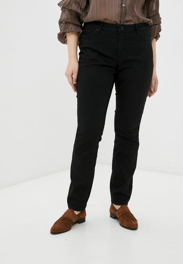 женские джинсы скинни vero moda curve, черные