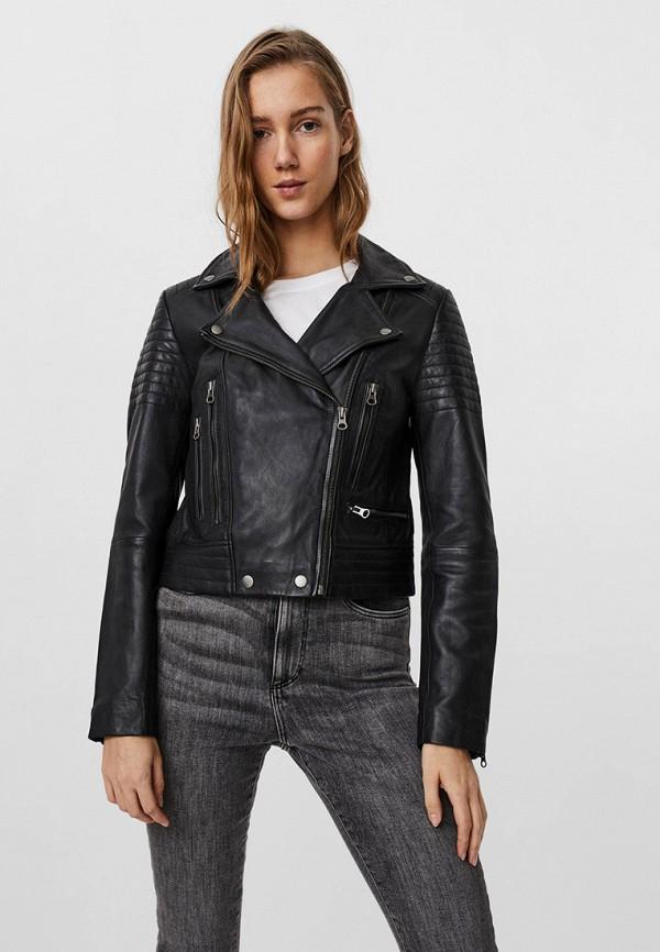 женская куртка vero moda, черная