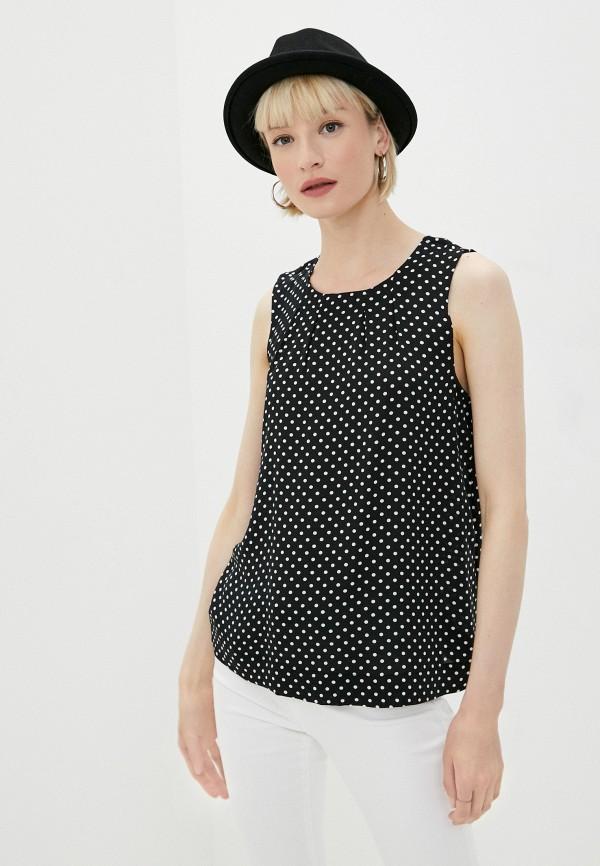 женская блузка vero moda, черная