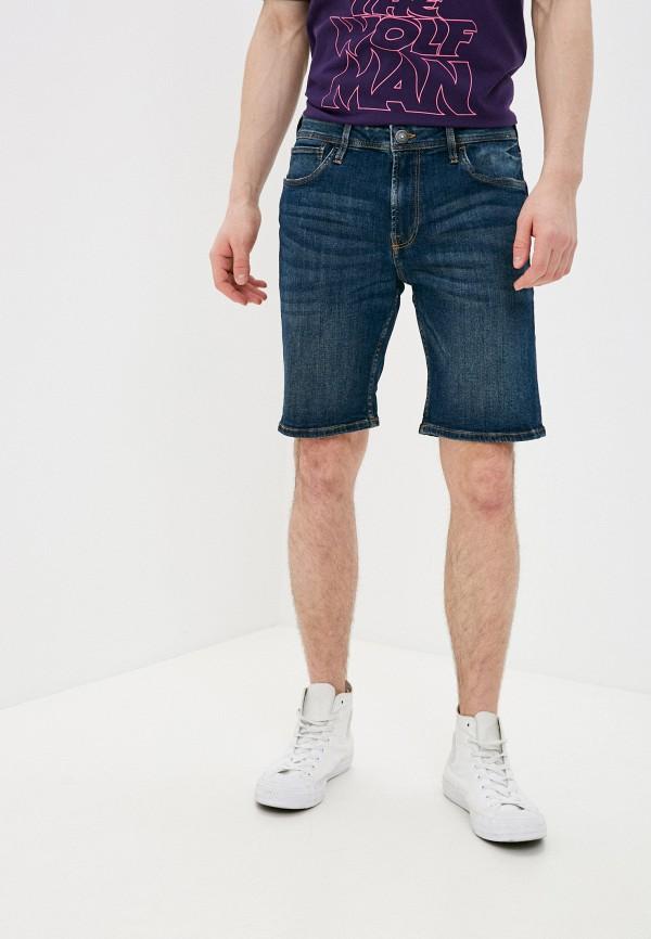 мужские джинсовые шорты produkt, синие