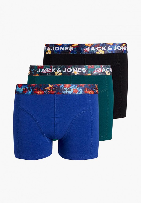 трусы jack & jones для мальчика, разноцветные