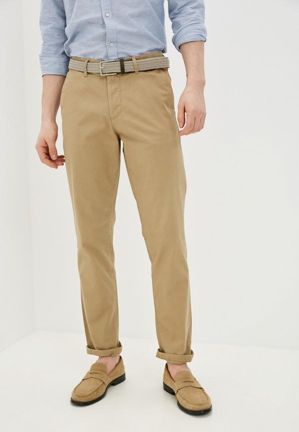 мужские брюки чинос produkt, бежевые
