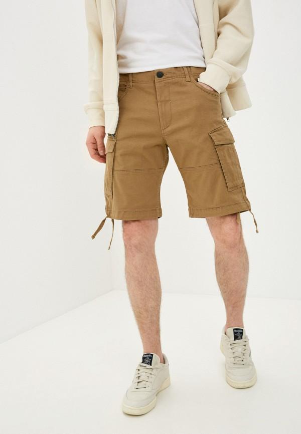 мужские повседневные шорты produkt, бежевые