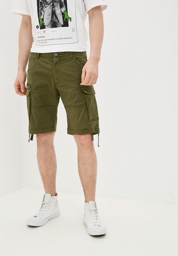 мужские повседневные шорты produkt, хаки