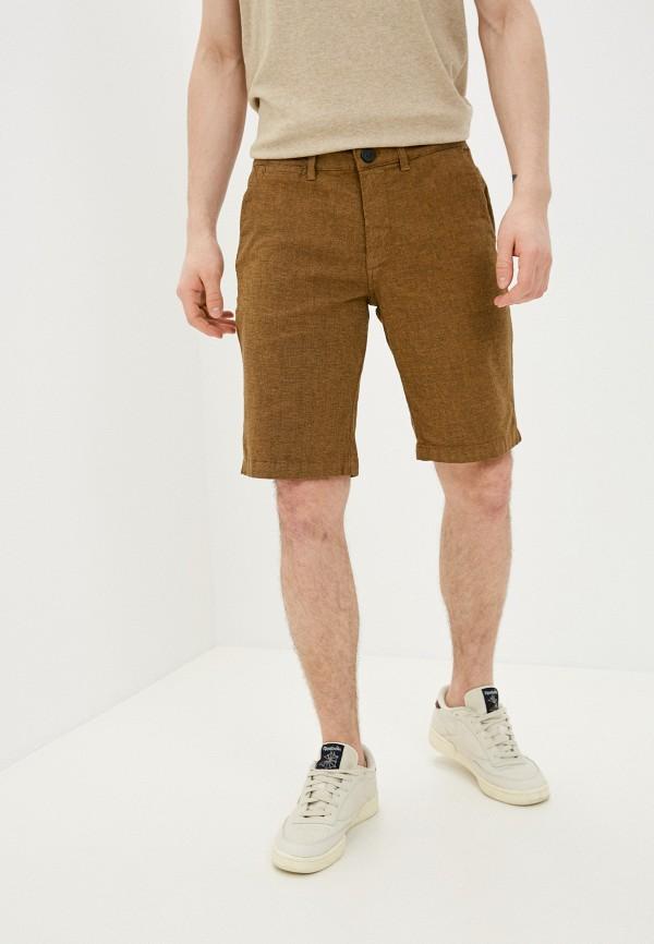 мужские повседневные шорты produkt, коричневые