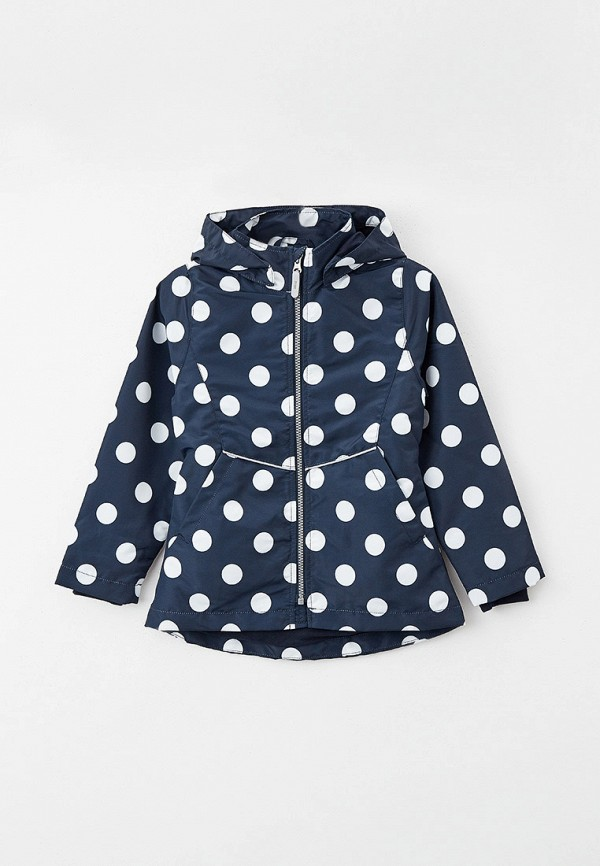 легкие куртка name it для девочки, синяя