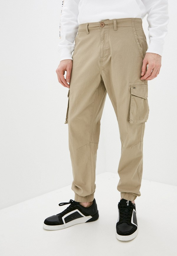 мужские брюки only & sons, бежевые