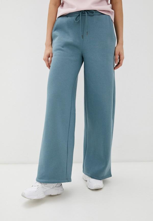 женские спортивные брюки noisy may, голубые