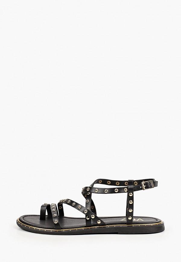 женские сандалии vm7, черные