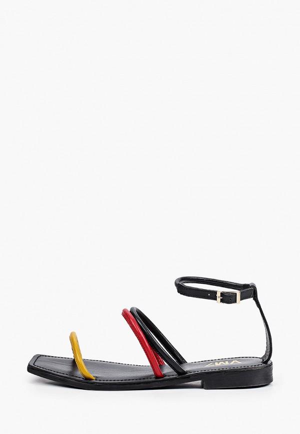 женские сандалии vm7, разноцветные