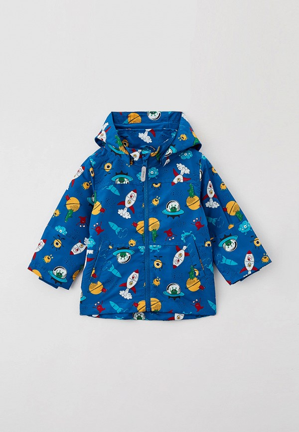 куртка name it для мальчика, голубая