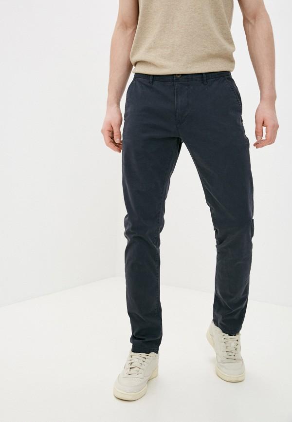 мужские брюки чинос j. hart & bros, синие