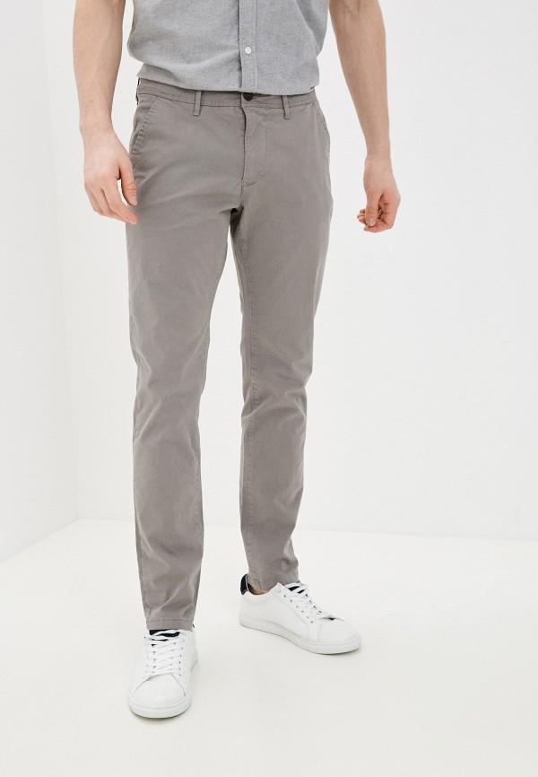 мужские брюки чинос j. hart & bros, серые