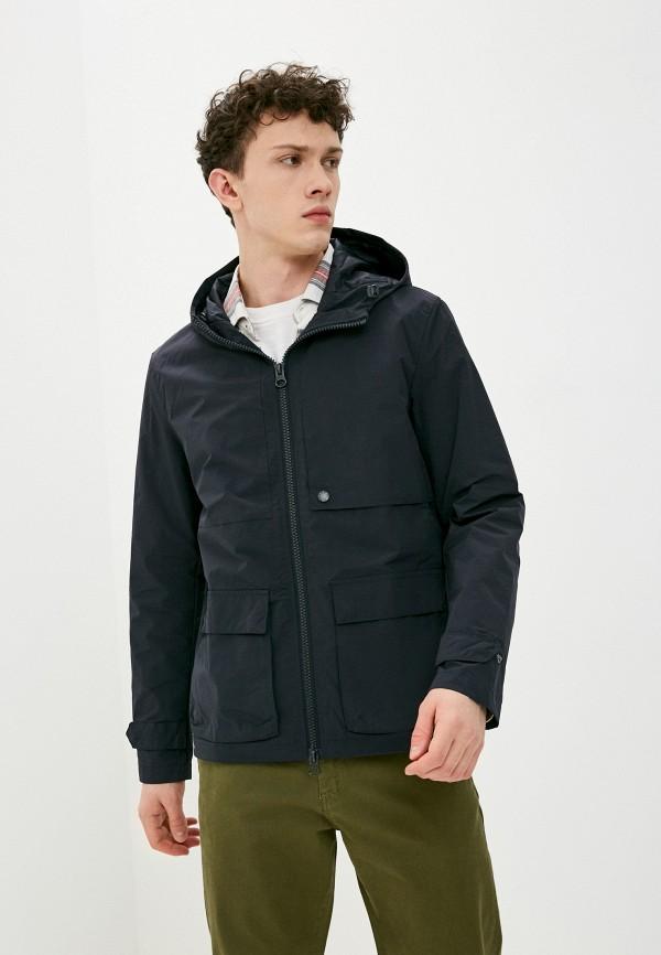 мужская куртка j. hart & bros, синяя