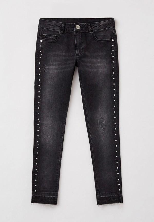 джинсы blukids для девочки, серые