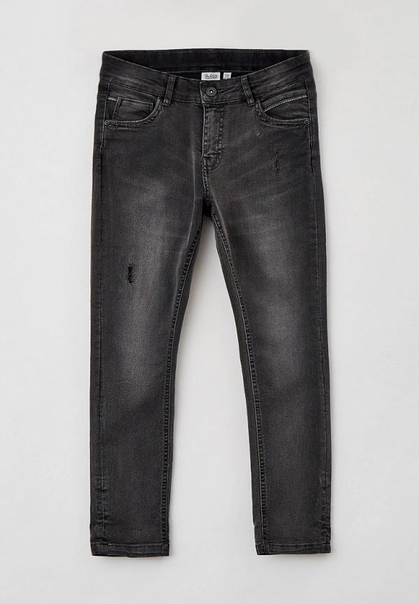 джинсы blukids для мальчика, серые