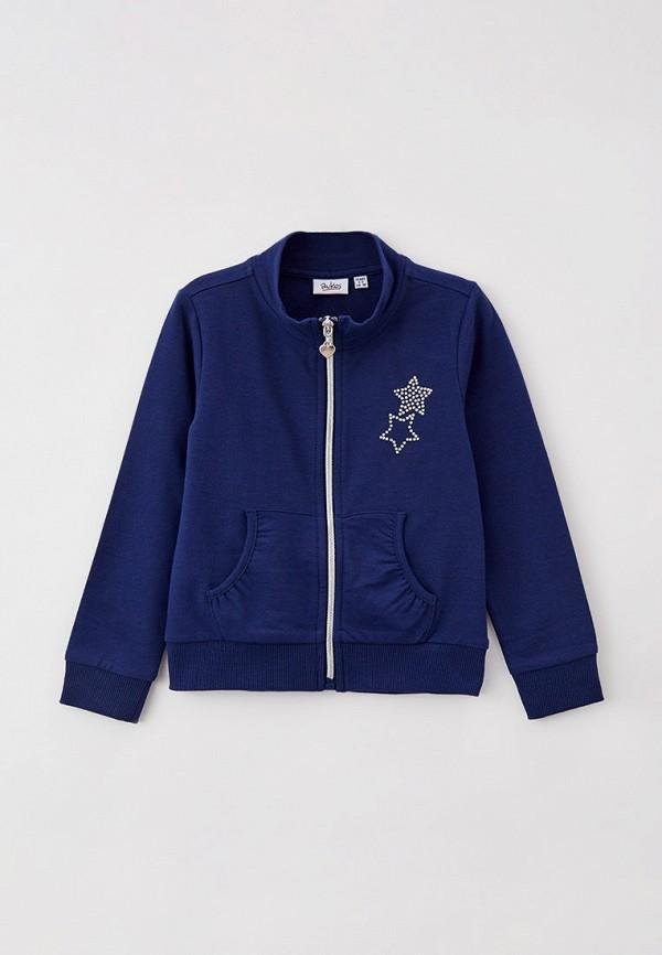 олимпийка blukids для девочки, синяя