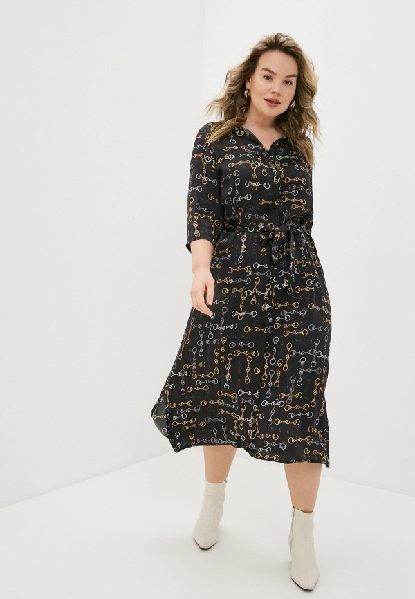 женское платье sophia, серое