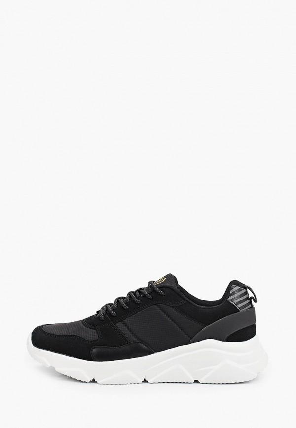 мужские кроссовки der spur, черные