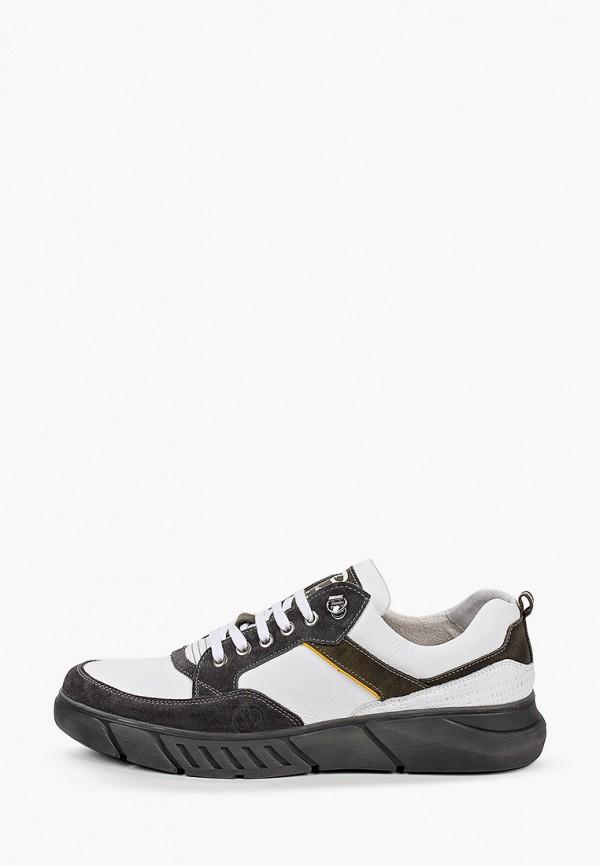 мужские кроссовки der spur, серые