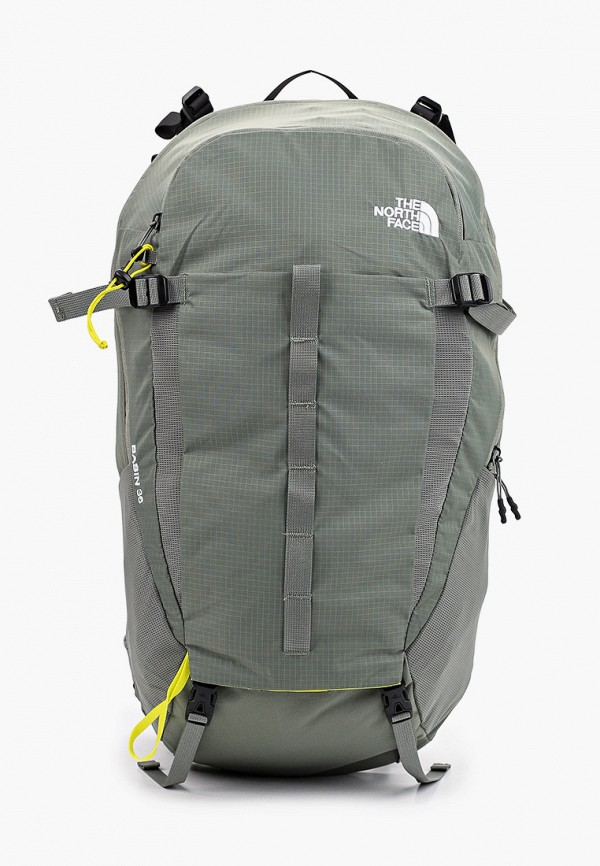 женский рюкзак the north face, хаки