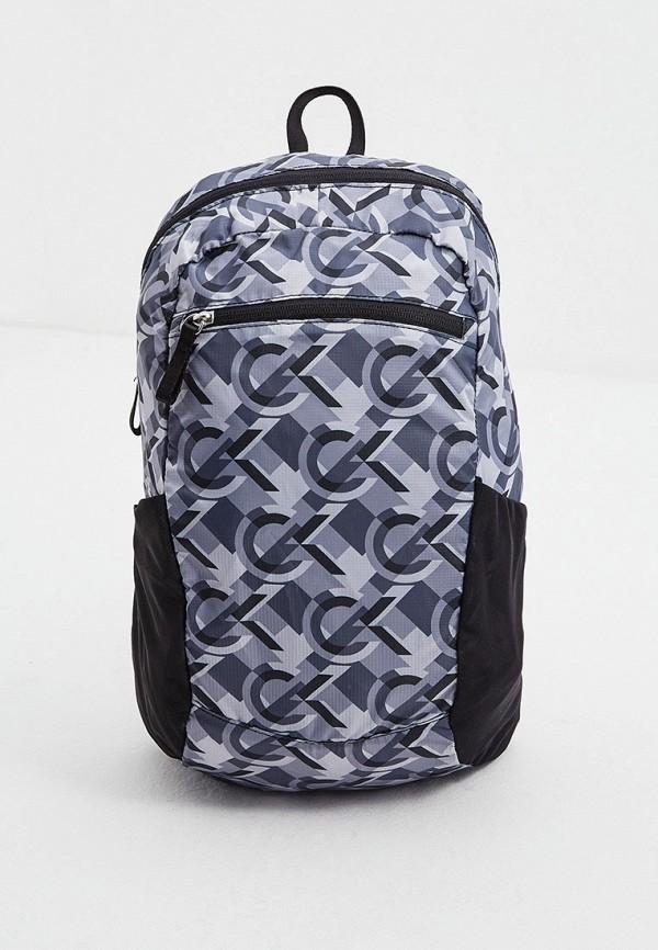 женский рюкзак calvin klein, серый