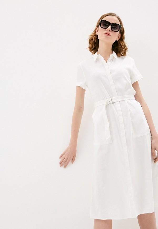 женское платье-пиджаки calvin klein, хаки