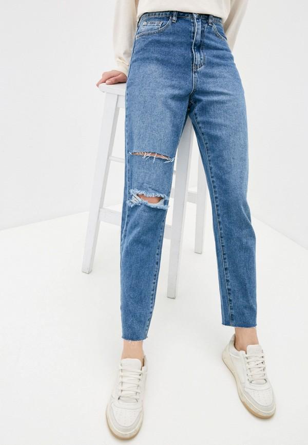 женские джинсы missguided, синие