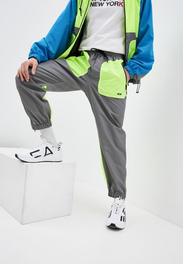 мужские спортивные брюки msgm, серые