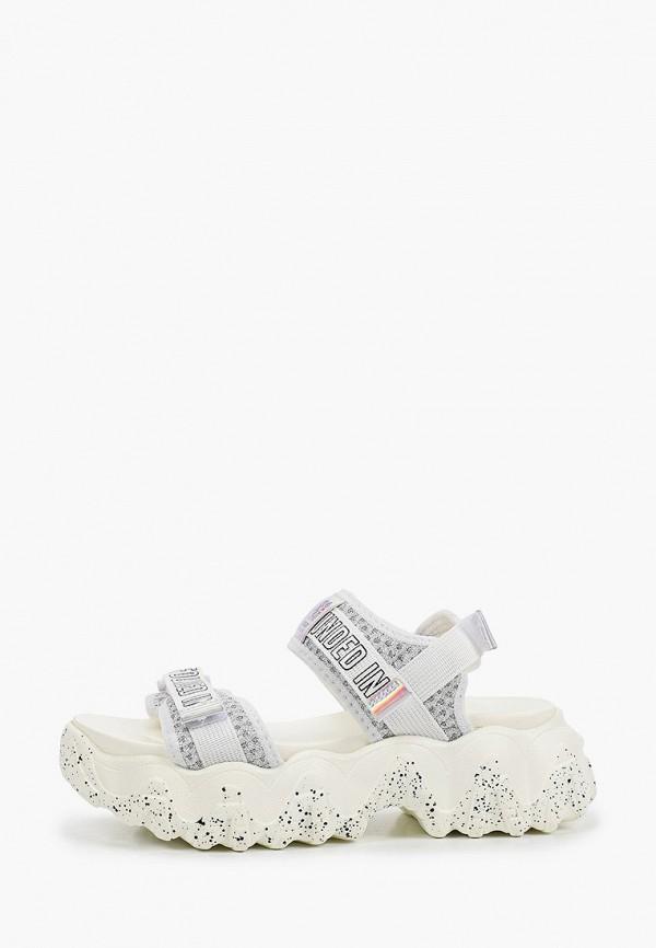 сандалии crosby для девочки, белые