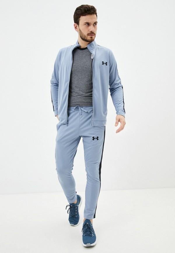 мужской спортивный костюм under armour, синий