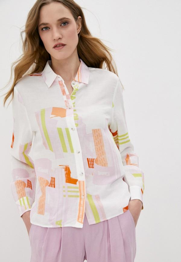 женская блузка bimba y lola, разноцветная
