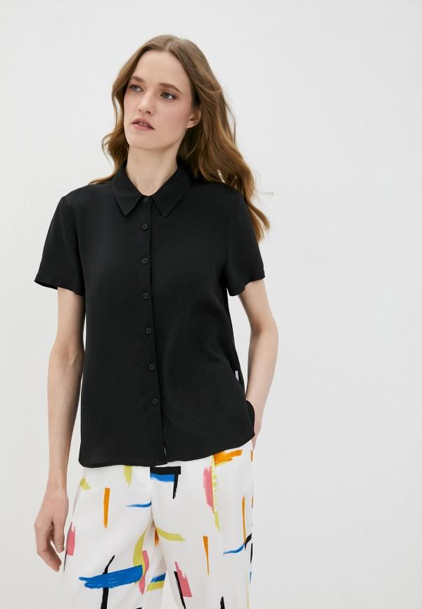 женская блузка bimba y lola, черная