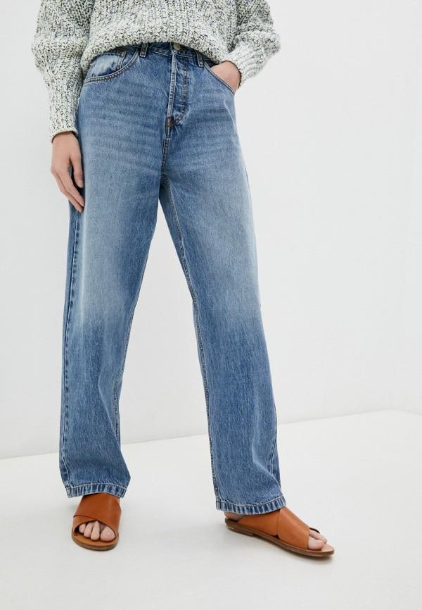 женские джинсы bimba y lola, голубые