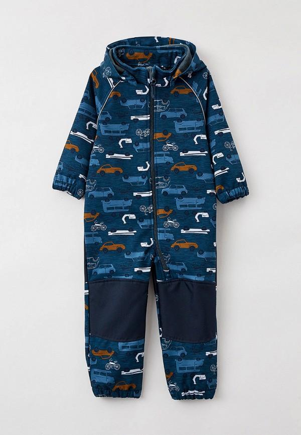 комбинезоны и костюмы name it для мальчика, синие
