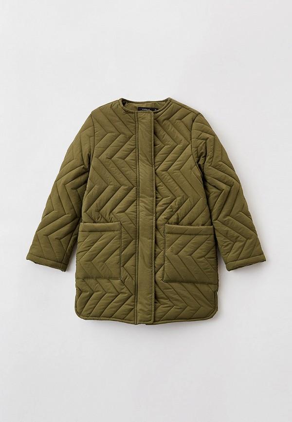 куртка name it для девочки, хаки