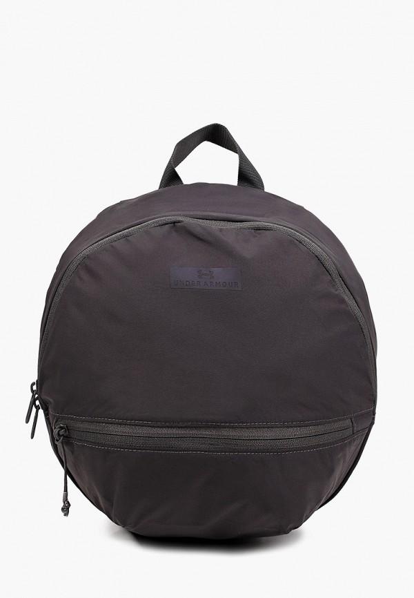 женский рюкзак under armour, серый