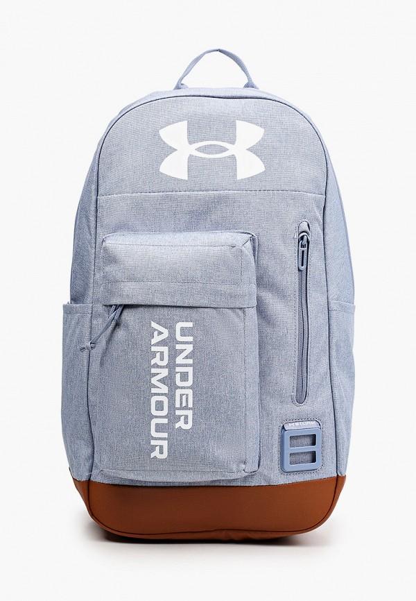 женский рюкзак under armour, голубой