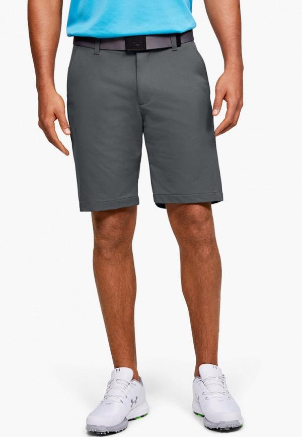 мужские повседневные шорты under armour, серые