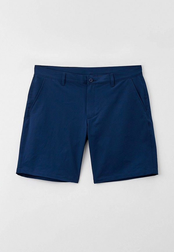 мужские шорты under armour, синие