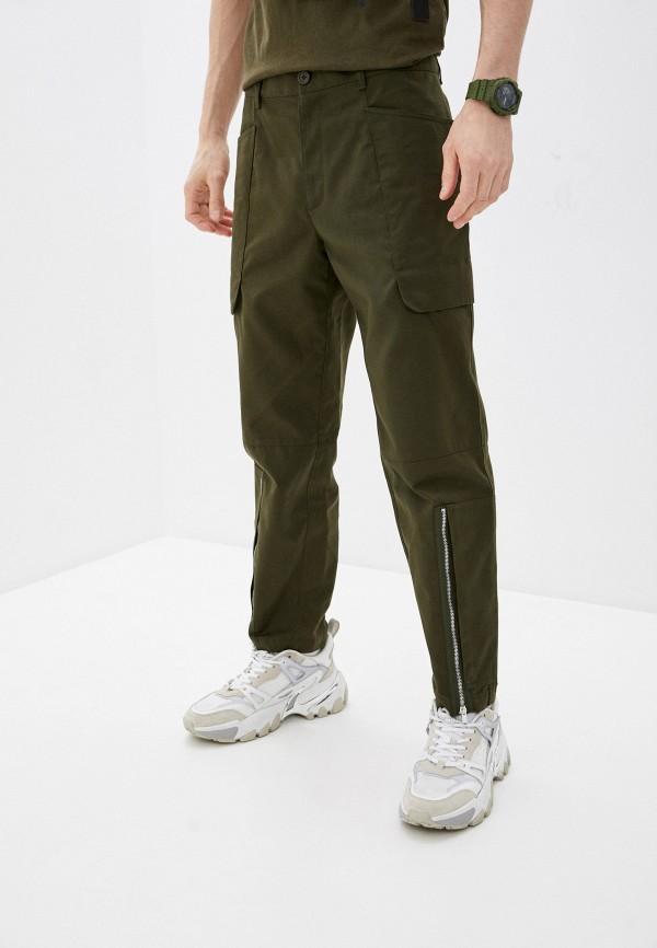мужские повседневные брюки helmut lang, хаки