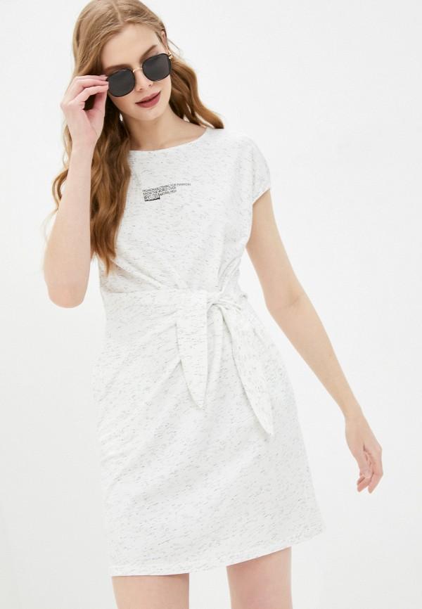 женское спортивные платье sitlly, белое