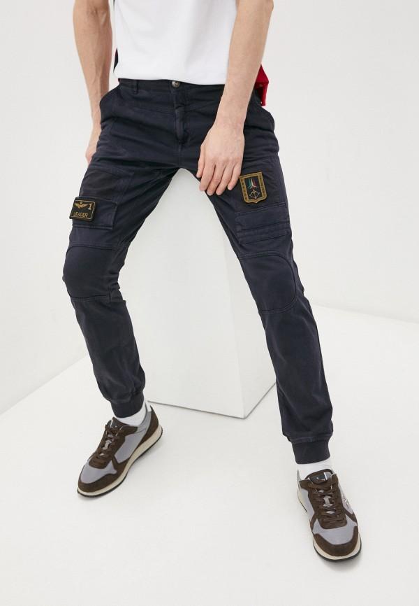 мужские повседневные брюки aeronautica militare