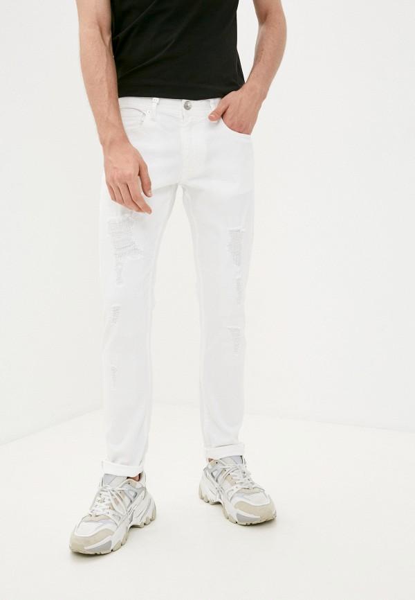 мужские прямые джинсы armani exchange, белые