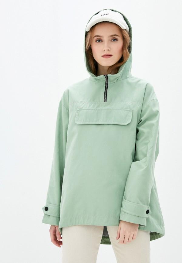 женская куртка nataliy beate, зеленая
