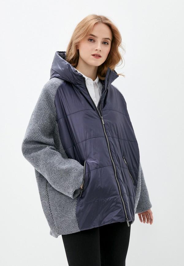 женское пальто nataliy beate, синее