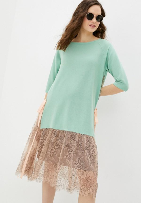 женское платье nataliy beate, зеленое