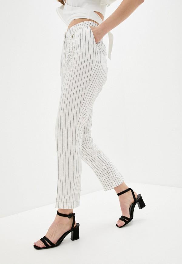 женские зауженные брюки bulmer, бежевые