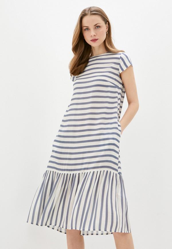 женское повседневные платье bulmer, бежевое