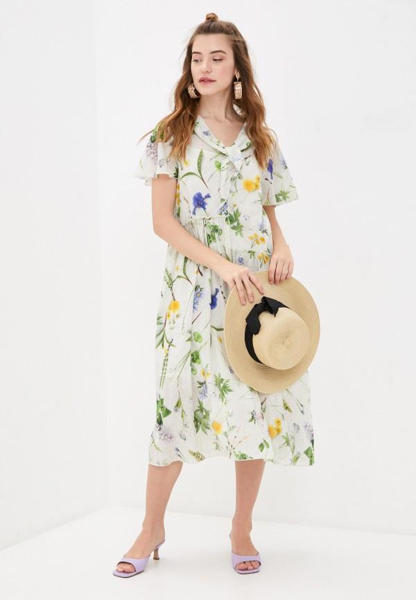 женское повседневные платье bulmer, серое